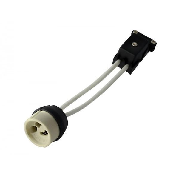 rentalp diffusion toutes les lampes pour tous les usages douille gu10 classe 2 connecteur. Black Bedroom Furniture Sets. Home Design Ideas